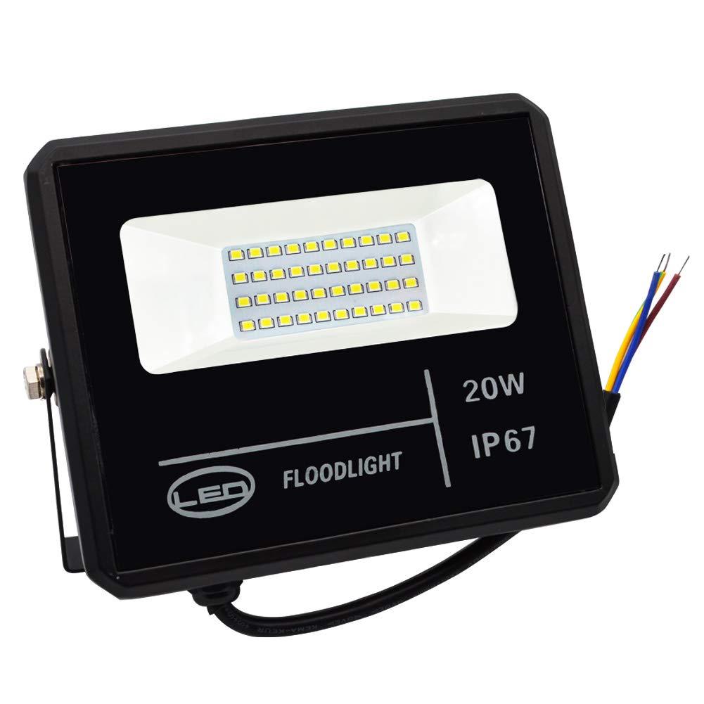 10W Lowenergie Led Floodlight PIR Motion Sensor Outdoor Garden Lighting Security IP65 Waterproof Energy Saving Flood Light