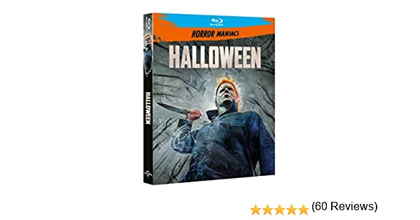 Halloween (2018) [Italia] [Blu-ray]: Amazon.es: Jamie Lee Curtis, Judy Greer, Will Patton, David Gordon Green, Jamie Lee Curtis, Judy Greer: Cine y Series TV