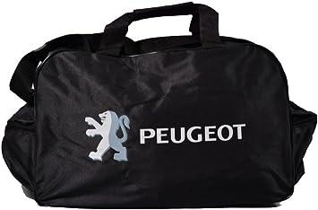 Peugeot Logo Rucksack Sporttasche Leichte Seesack Reisegepaeck Duffel Wochenende Uebernachtung Taschen fuer Reisen Sport Gym Urlaub