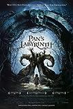 PAN'S LABYRINTH - US MOVIE FILM WALL POSTER - 30CM X 43CM