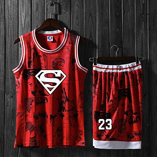 Pantalones Cortos De Baloncesto Superman para Hombre para ...