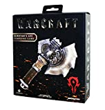 Swordfish-Tech-Warcraft-Durotans-Axe-Data-Charging-Cord-for-Lighting-ConnectorMicro-USB-Warcraft-Movie-Official-Licensed