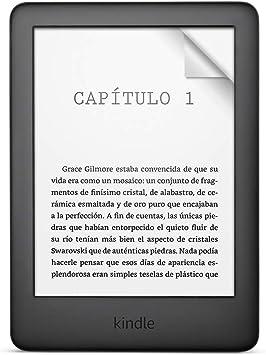 NuPro - Kit de protectores de pantalla para Kindle (pack de 2 ...