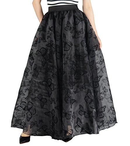 ball skirt. ysj women\u0027s organza 42\ ball skirt