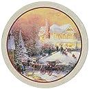Thirstystone Drink Coaster Set, Victorian Christmas II