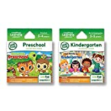 LeapFrog LeapPad Game Cartridges 2-Pack - Get Ready