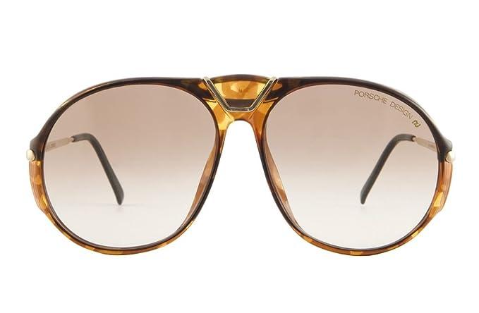 Porsche - Gafas de sol - para hombre Marrón marrón Talla ...