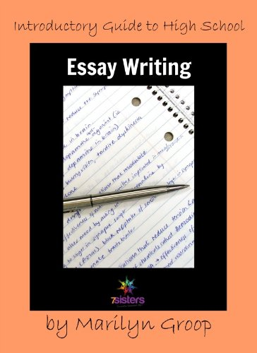 Amazoncom Introductory Guide To High School Essay Writing Ebook  Introductory Guide To High School Essay Writing By Groop Marilyn