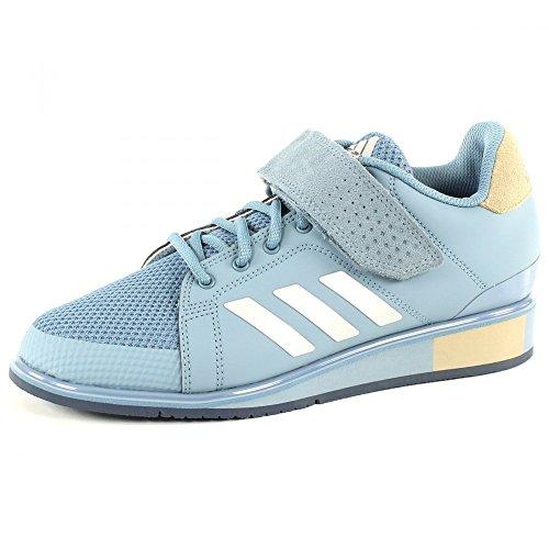 adidas Power Perfect III, Chaussures de Fitness Homme, Noir Grey