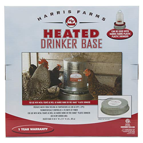 Harris Farms Heated Poultry