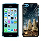 "Apple iPhone 5C Unique Pattern Hard Protective Back Case Cover Shell Skin - ""Canada Sky"