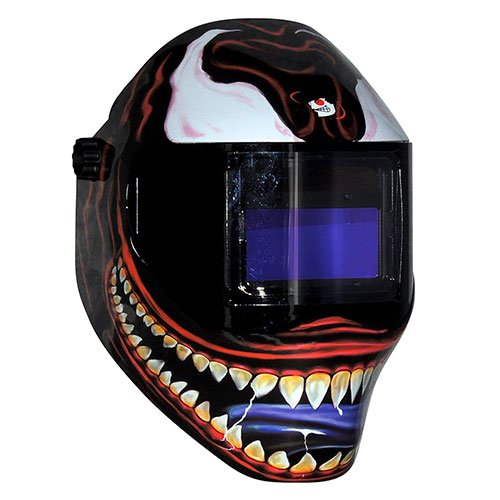 Save Phace 3011674 Kannibal 40-Vizl2 Series Welding Helmet by Save Phace