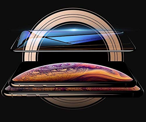 I-Protect Screen Protector for Apple iPhone XS Max (6.5 inch) (Clear 3 Packs) 0.25mm iPhone XS Max Tempered Glass Screen Protector w/Advanced Clarity [3D Touch] Work with Most Case 100% Touch Accurate
