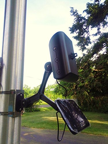 Led Solar Flagpole Light in US - 6