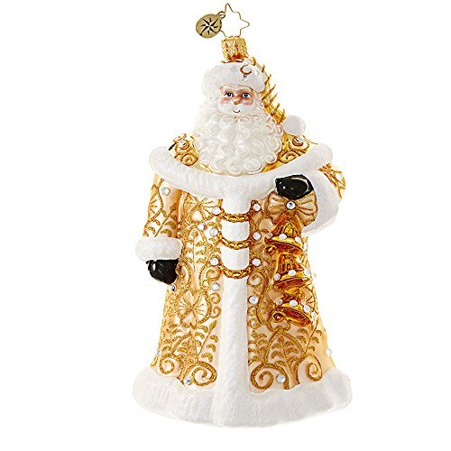 Christopher Radko Winter Elegance Christmas Ornament