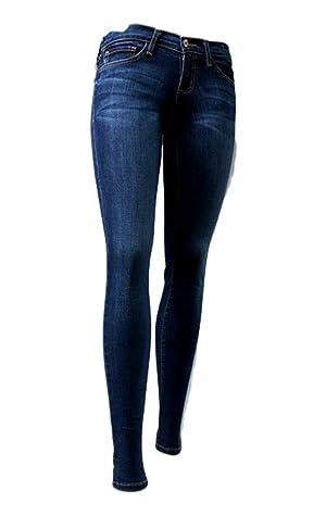 Denim Skinny Jeans, Dark Wash
