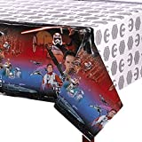 Star Wars Epsiode VII Plastic Table Cover
