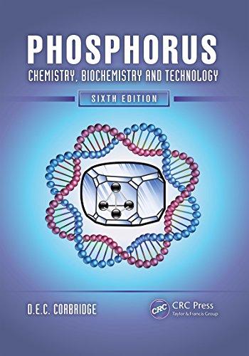 Phosphorus: Chemistry, Biochemistry and Technology, Sixth  Edition Pdf
