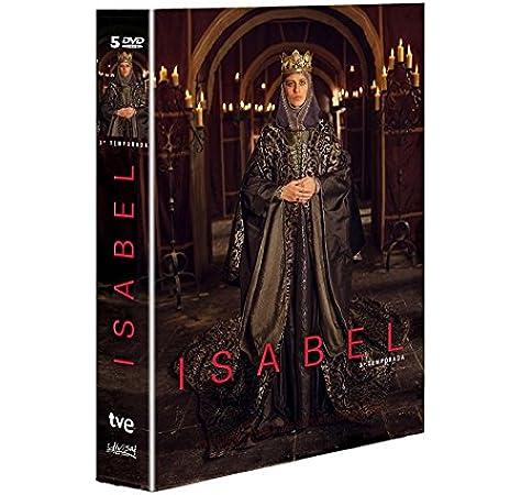 Isabel - Temporada 3 [DVD]: Amazon.es: Michelle Jenner, Ramón ...