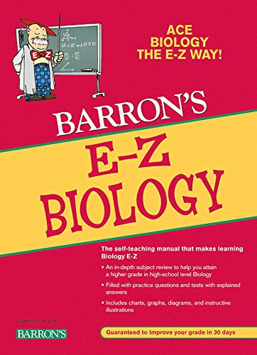 E-Z Biology (Barron's Easy Series)