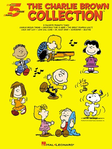 The Charlie Brown Collection(TM) (Five-Finger (Linus And Lucy Piano Music)