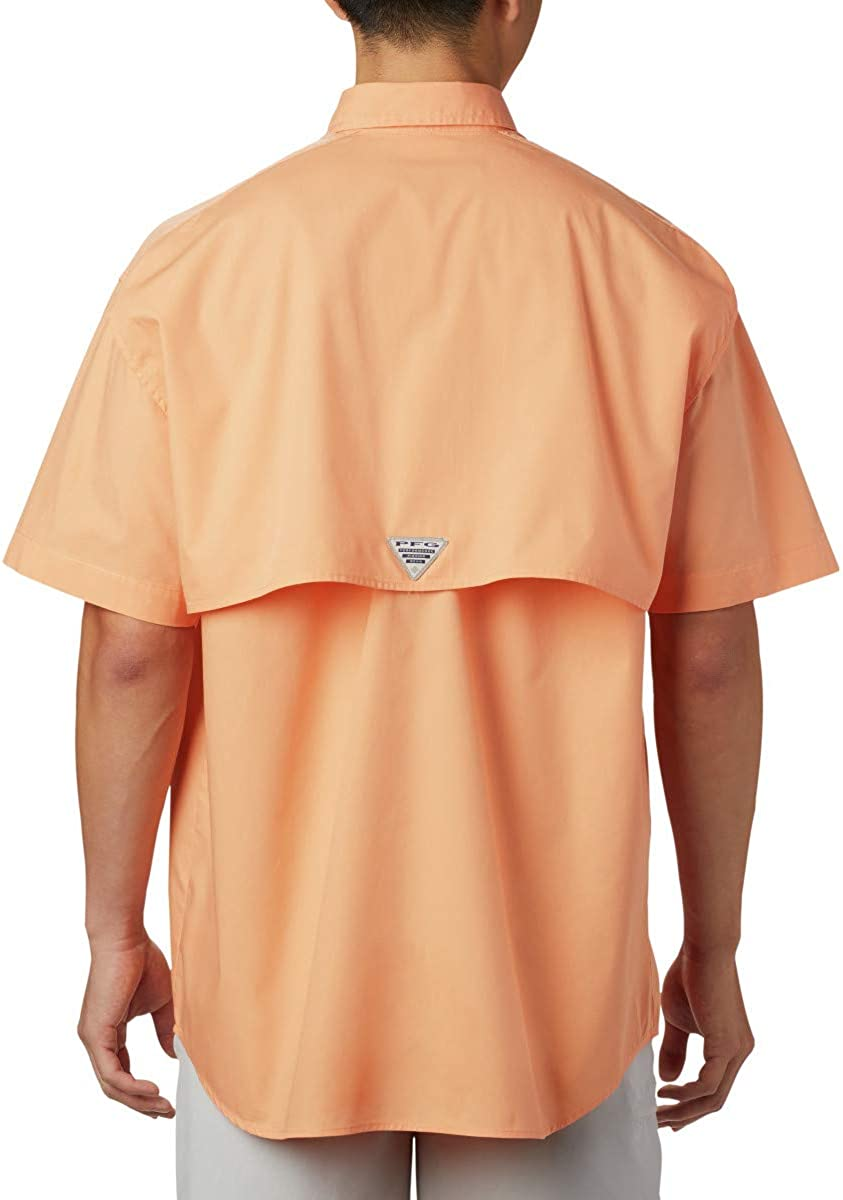 Columbia Mens PFG Bonehead Short Sleeve Shirt