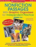 Nonfiction Passages with Graphic Organizers for Independent Practice, Alice Boynton and Wiley Blevins, 0439590183