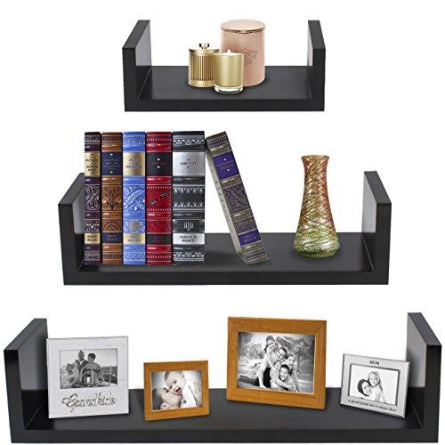 Sorbus Shelves U Decoration Perfect Collectibles Decorative