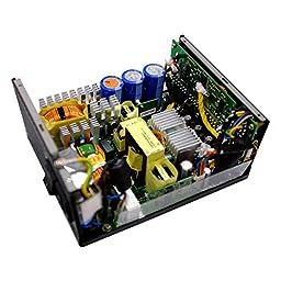 SeaSonic 1200W ATX12V/EPS12V 80 Plus Platinum Power Supply PLATINUM-1200 ; SS-1200XP3