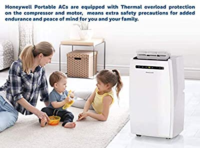 Honeywell MN12CES Portable Air Conditioner 550 sq. ft.