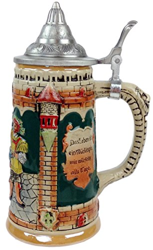 classic beer stein - 3