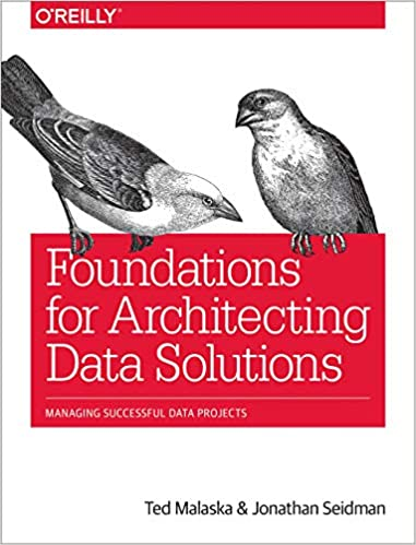 Portada libro Big Data Foundations for Architecting Data Solutions