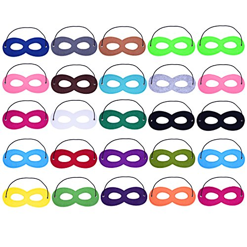 Superhero Eye Mask - 5