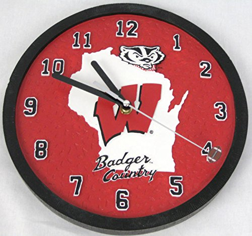 Wisconsin Badgers Football Bucky Heavy Ceramic 9