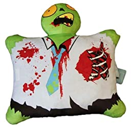 Zombie Pillow Pet Guy - Ultra Soft- Standard Size