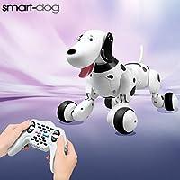 Toyshine Smart Dog Sunshine Gifting Intelligent Dog with 28 Interactive Remote Control Functions