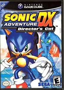 amazon com sonic adventure dx director s cut artist not provided