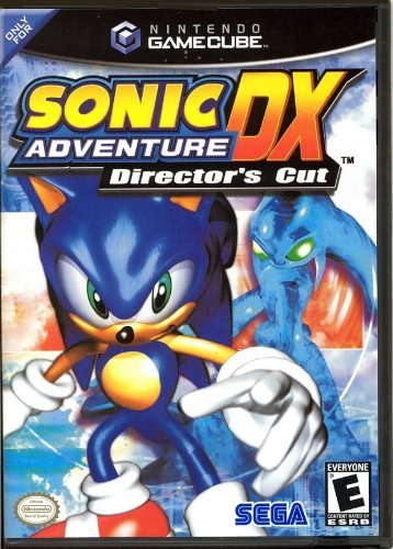 Amazon com: Sonic Adventure DX Director's Cut: Artist Not