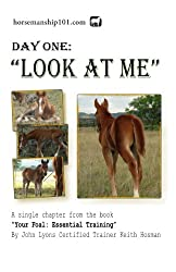 Day One: Look at Me (Your Foal: Essential Training Book 1)