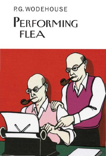 Book cover for Performing Flea