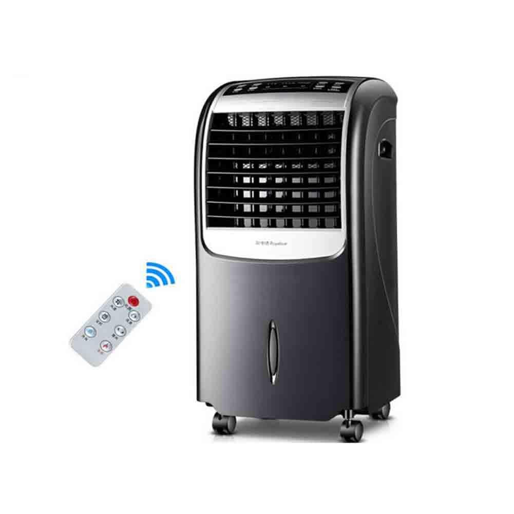 Acquisto Raffreddatore ad Aria, riscaldatore del Telecomando, Ventola a Doppio Uso Calda e Fredda, 3 velocità 8H, Ventola del climatizzatore a Pavimento Prezzi offerte