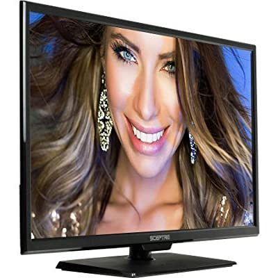 "Sceptre X505BV-F 50"" 1080p 60Hz LED HDTV /True 16:9 aspect ratio View your movies as the director intended"