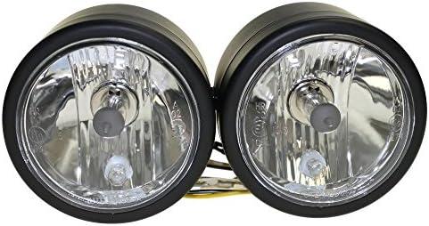 Doppel Scheinwerfer Schwarz Mit E Nummer H7 H4 55 60w Für Honda Cb 600 900 Hornet Cb600 Cb900 Auto