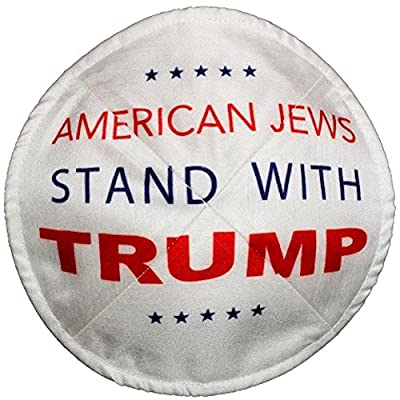 American Jews Stand With Trump Kippa