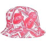 PINK MONEY BUCKET HAT, Case of 36
