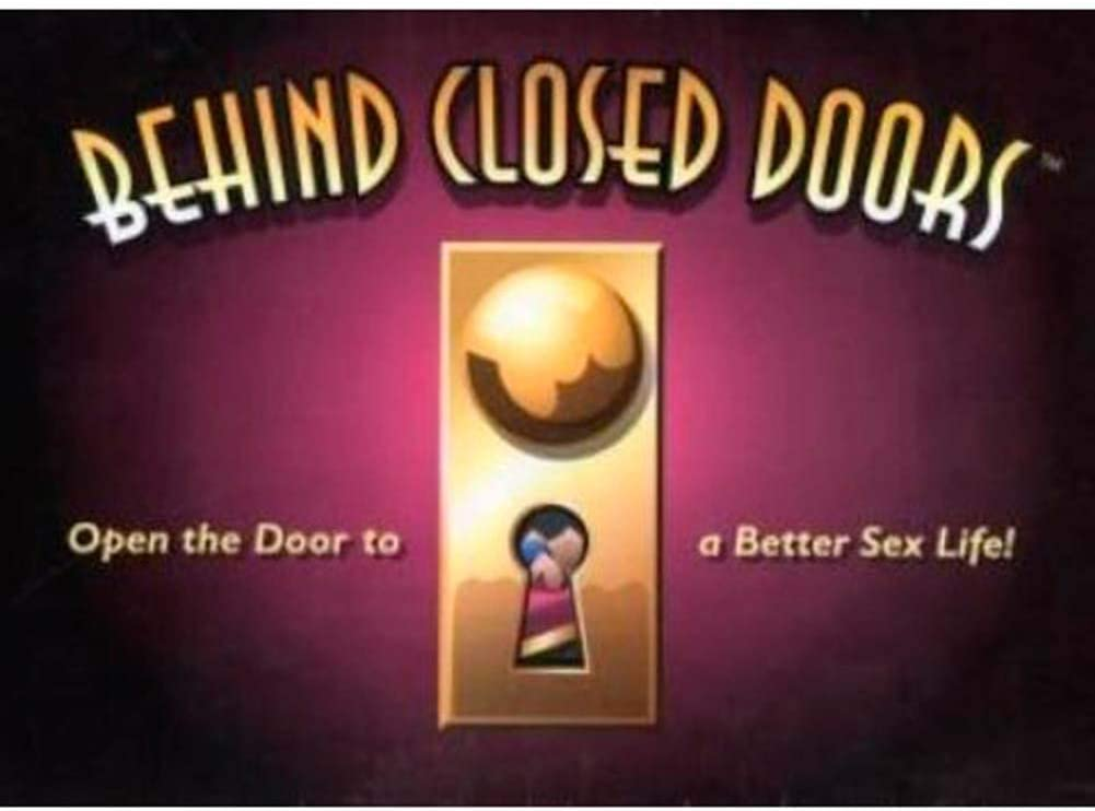 Behind Closed Doors Lover/'s Choice Adult Couples Foreplay Fun Card Game