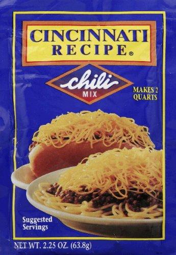 Cincinnati Recipe Mix 2.25 OZ (Pack of 3) ()