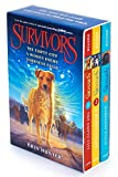 img - for Survivors Box Set: Volumes 1 to 3 book / textbook / text book