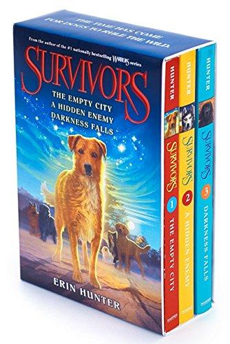Survivors Box Set: Volumes 1 to 3