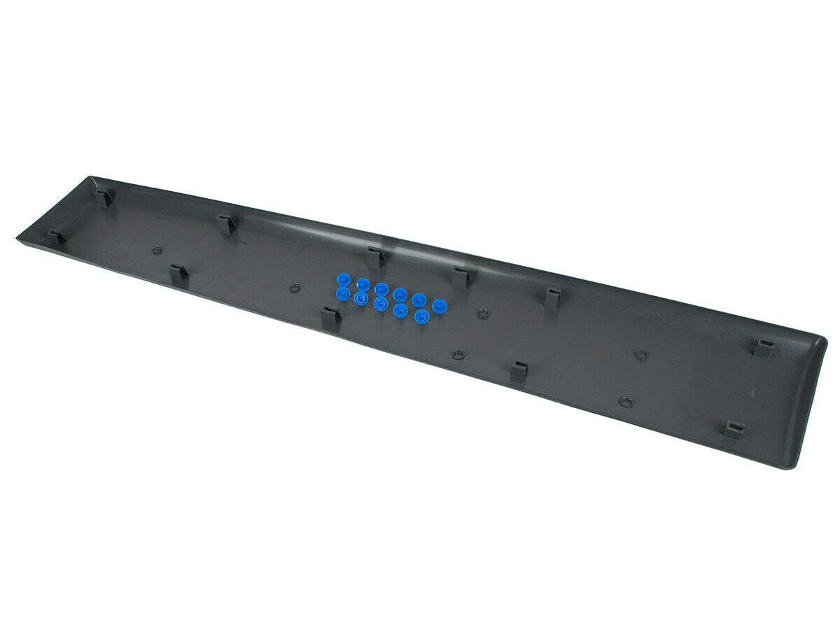 Panel de moldura de borde largo para lado derecho 8200036075 91165343